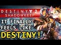 IS DESTINY 2 NOW A MASTERPIECE? Shadowkeep & New Light Review: Bungie Has Changed Gaming Forever!