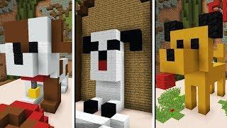 Minecraft: NOVA SÉRIE? NOVO BUILD BATTLE SÓ COM YOUTUBERS!!!