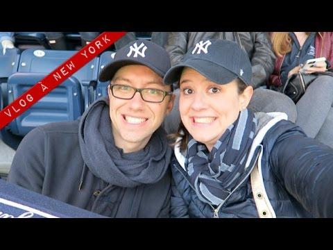 Vlog à New York #4 : Go Yankees !