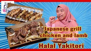 Yoi-Daruma, Muslim Friendly Yakitori and Grill Lamb in Japan : Muslim Chef Prepared the Menu!!