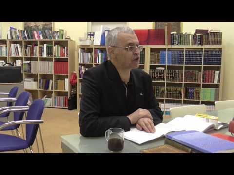 Prof. Dr. Ahmet Akgündüz - Fıkıh Usulü 25. Ders