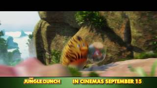 "THE JUNGLE BUNCH - 15"" Spot [HD]"