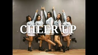 G.Creation Dance Studio_Cheer Up (Twice) Girls K-Pop Covered Dance by Remix