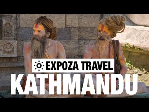 Kathmandu - Valley of the Gods Vacation Travel Video Guide