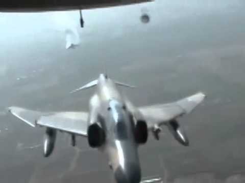 Watch: Iranian fighter jet crashes into the ground