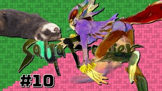 Let's Play SaGa Frontier (Riki) Part 10 — A boss battle AND no assuming the position??? — Yahweasel