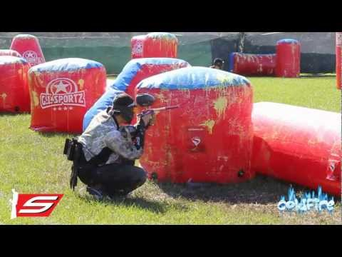 Longest Paintball 1v1 Ever (Over 30 Mins) - 2011 PSP World Cup