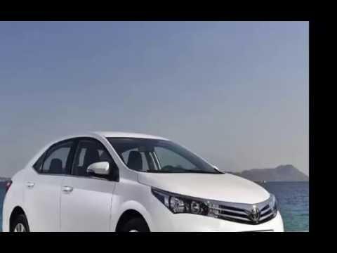 Toyota Corolla (E170) 2017 in market