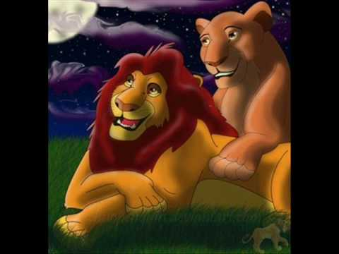 Mufasa and Sarabi Together Forever