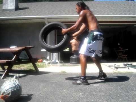 Tire exercises youtube