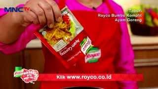 Resep Royco - Ayam Goreng Tomat Pedas