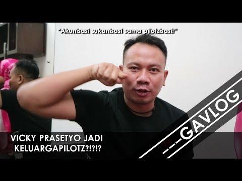 Download Lagu VICKY PRASETYO JADI KELUARGA PILOTZ??? - #GAVLOG MP3 Free