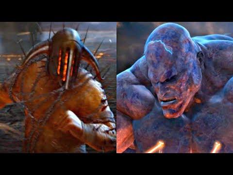 God of War 2 - Gods vs Titans (Gods Kill Titans)