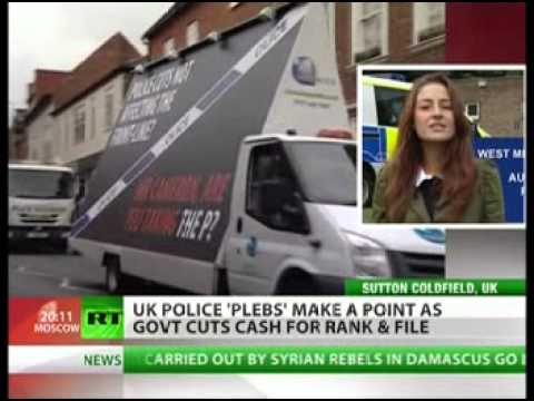 UK Police Plan Protests Over Job Cuts Ahead of Conservatives Visit
