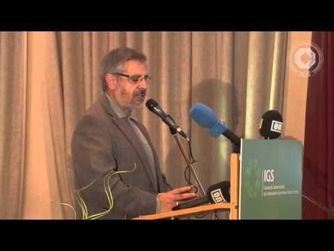 Seyed Mohmed Amer bei der 1. jährliche Festveranstaltung Ghadir Khumm