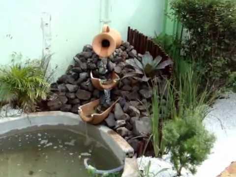 Jardim pedras
