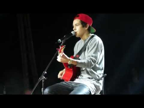 Austin Mahone | Forever | Soundcheck | São Paulo | Brasil video