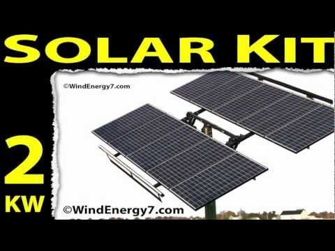 Solar Panel Kits - Solar Panels Cost