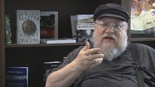 George RR Martin on When He'll Retire From Writing