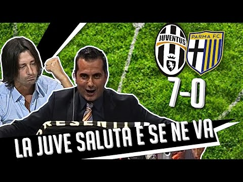 DS 7Gold - (JUVENTUS PARMA 7-0)