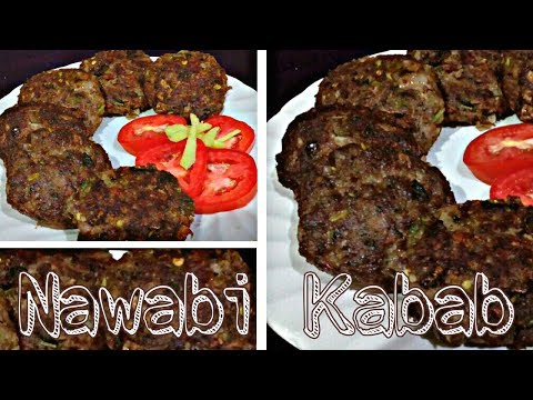 Nawabi kabab Recipe || How To Make Delicious Nawabi Kabab