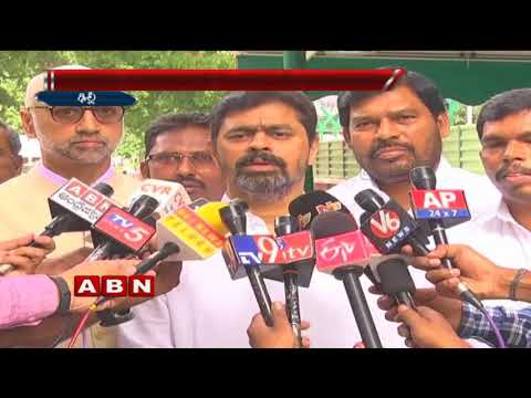 TDP MP CM Ramesh Speaks To Media After Meeting Vice President Venkaiah Naidu | Delhi