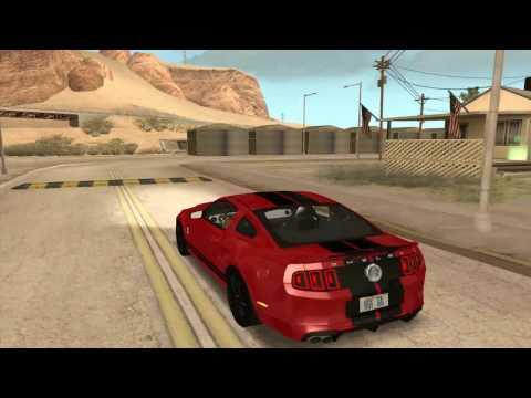 SeeMTA V3 Las Venturas Shelby GT-500 #1