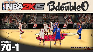 NBA 2K15 :: It's Getting Hot in Here