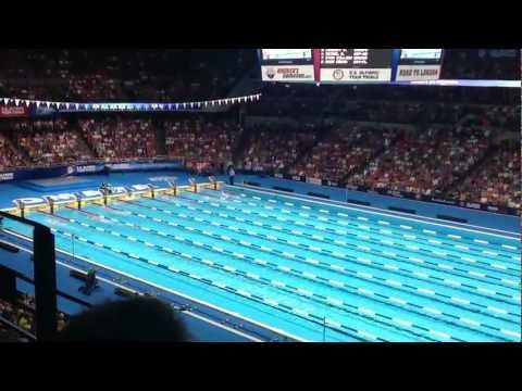 2012 Olympic Swimming Trials - Women's 400m Freestyle Finals
