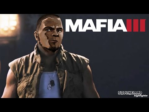 Нарезка стрима Mafia 3, day 1