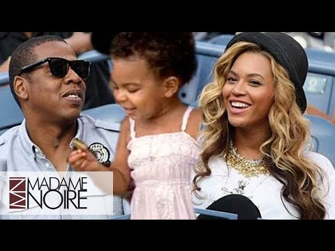 Blue Ivy Sings 'Surfboard' Along With Mama Bey