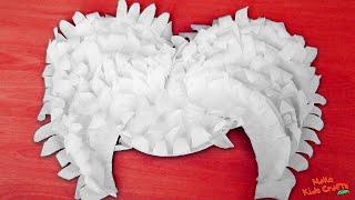 How to make Angel Wings? DIY