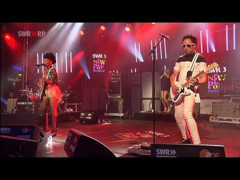 Noisettes -Wild Young Hearts