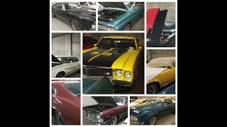 20 Years of Barn Finds, Very Rare Classic Cars with Low Mileage and RARE Options For Sale