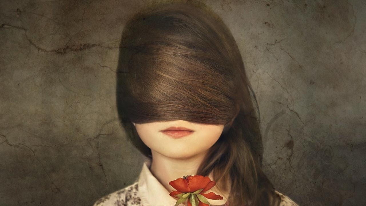 how to add a background texture to a portrait in photoshop