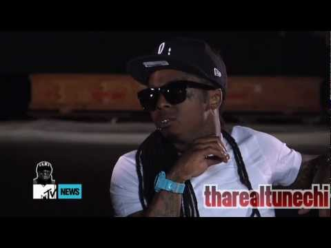 Lil Wayne MTV Unplugged Full Interview (HD)