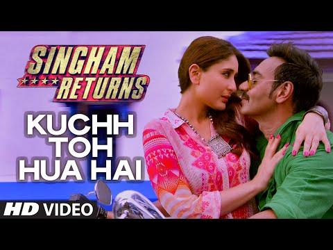 Exclusive: Kuchh Toh Hua Hai | Singham Returns | Tulsi Kumar...