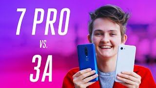 Pixel 3A vs. OnePlus 7 Pro: let's talk cameras