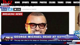 LIVE: Memorial Outside George Michael's Home, Russian Plane Crash, Highlights of 2016 FNN Coverage