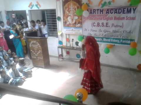 Mera nau dandi ka beejna-awesome dance 9 class girl
