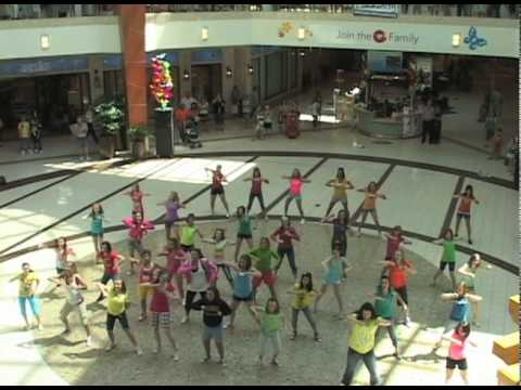 Strongsville Flash Mob at Southpark Mall