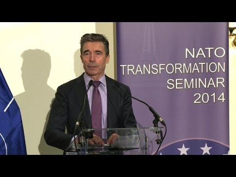 NATO warns Russia against 'historic mistake' in Ukraine