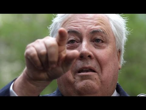 Clive Palmer Gets In a Fight EXCLUSIVE