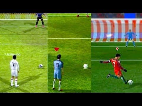 THE EVOLUTION OF PENALTIES - Dream League Soccer