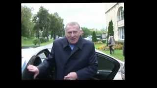 Какая машина у Жириновского? What is auto for Zhirinovsky?