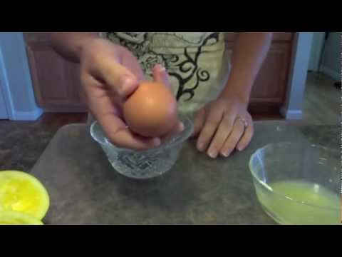 GETTING RID OF UNEVEN SKIN!! DIY Lemon-Egg Mask!!