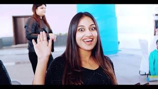 EVA Models visit thaper dental clinic smile makeover