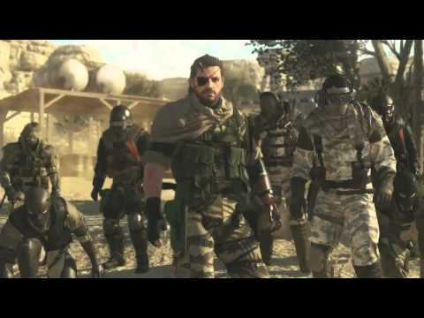 Metal Gear Online Trailer + Kiefer Sutherland & Hideo Kojima Speech - The Game Awards 2014
