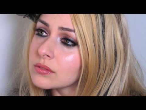 AVRIL LAVIGNE WHAT THE HELL ALICE UNDERGROUND MAKEUP TUTORIAL BTS TEASER