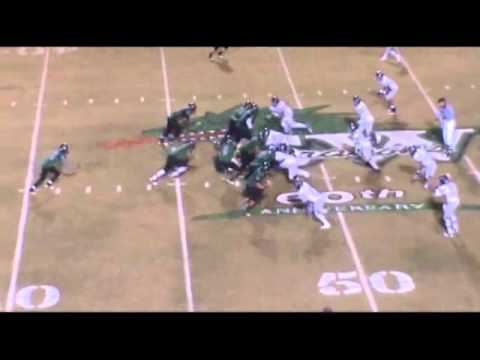 Angel Garcia # 48 Junior Year Highlight Video @ Earl Warren High School San Antonio, Texas